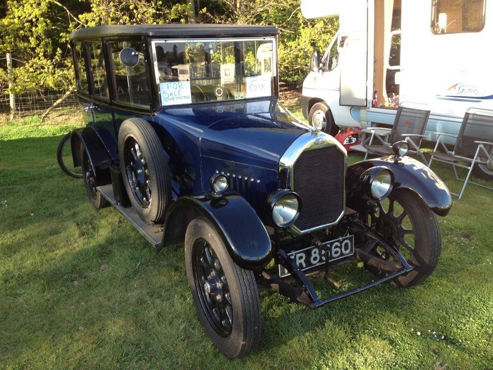 Humber 9/20 1927 classic / vintage car/vehicle mot /tax exempt ...