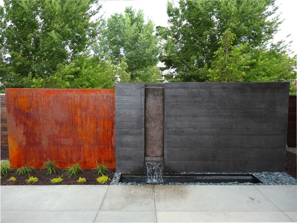 The Best Water Feature Wall Outdoor 49 Amazing Outdoor Water Walls For Your  Backyard Digsdigs Is One Of The Pictures That Are Related To The Picture  Before