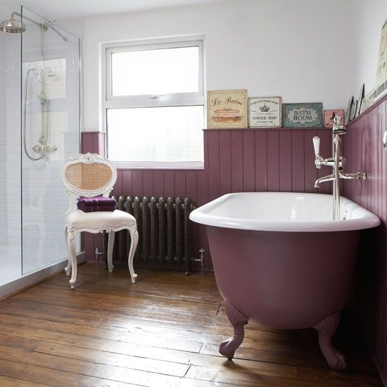 Cheap Bathroom Makeovers Uk take a tour around a victorian-style bathroom makeover | victorian