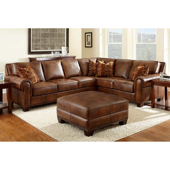 sectional option from Costco (if you can swap layout to right facing ...