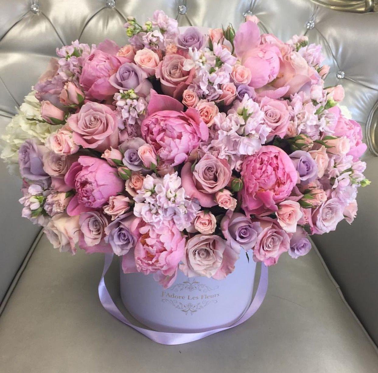 Flowers, Pink Flower