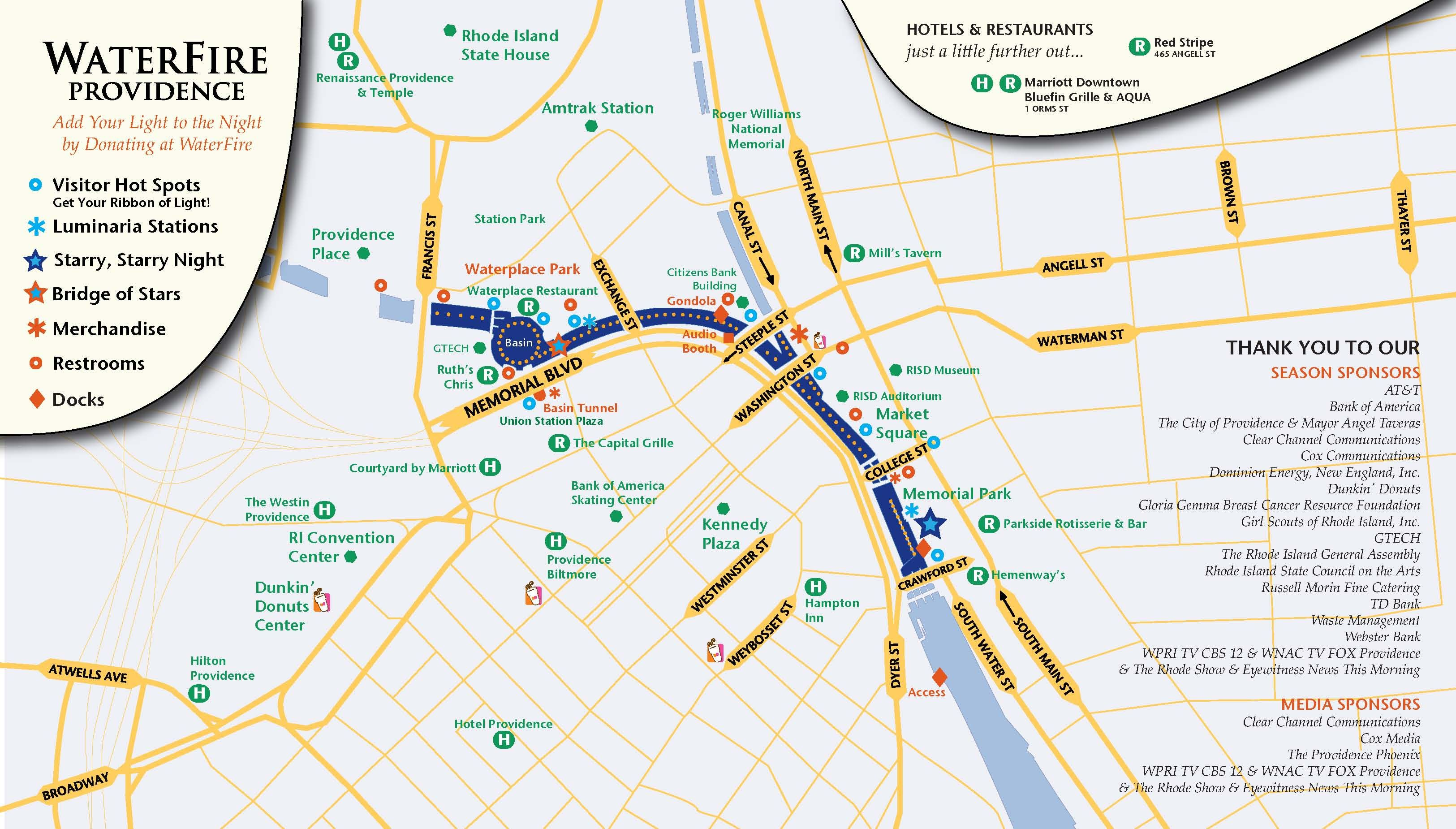 Plan Your Trip To Providence | Pinterest | Interactive map and ...