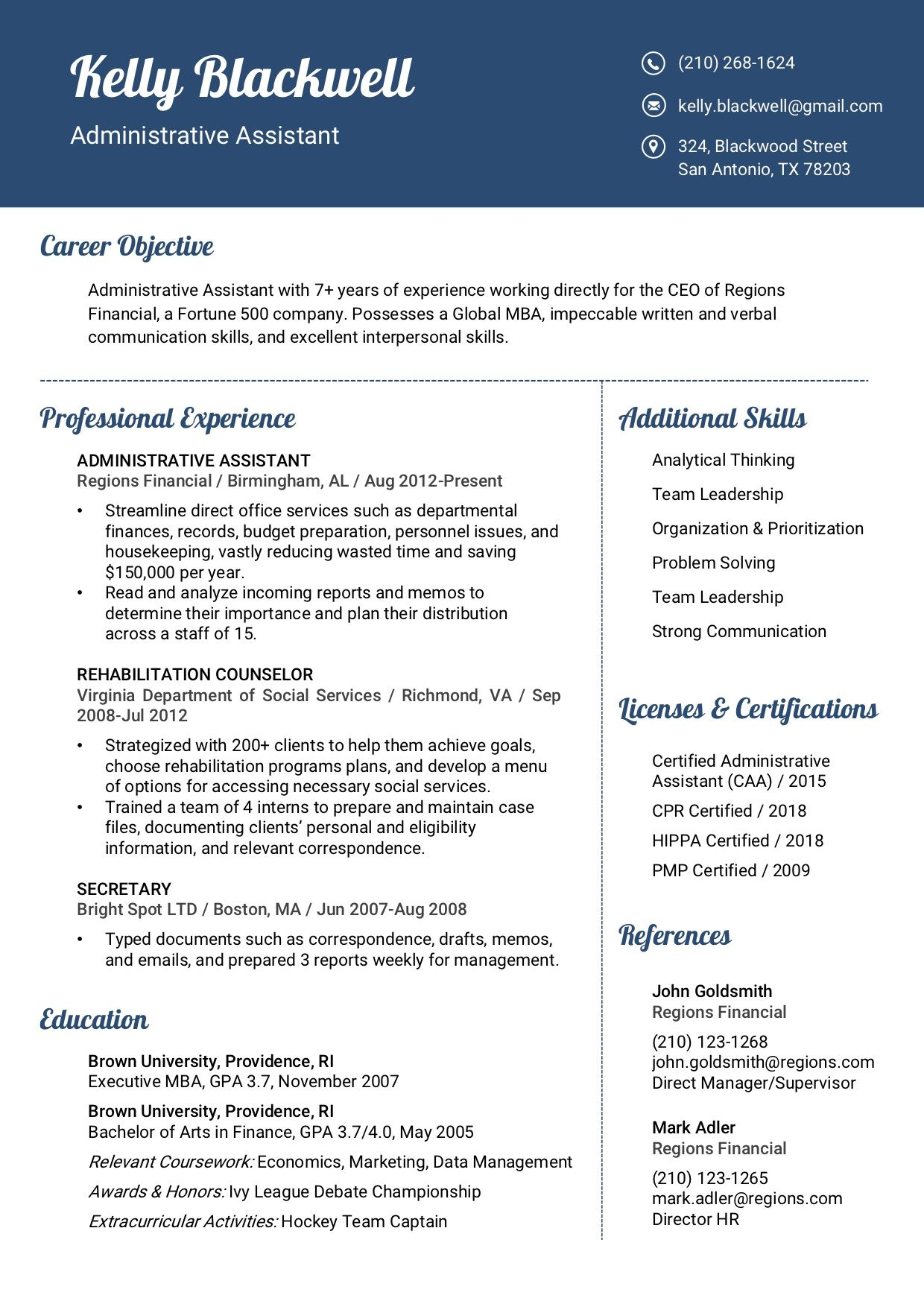 Resume Template 8b Rc Verbal Communication Skills Resume Template Professional Resume Template