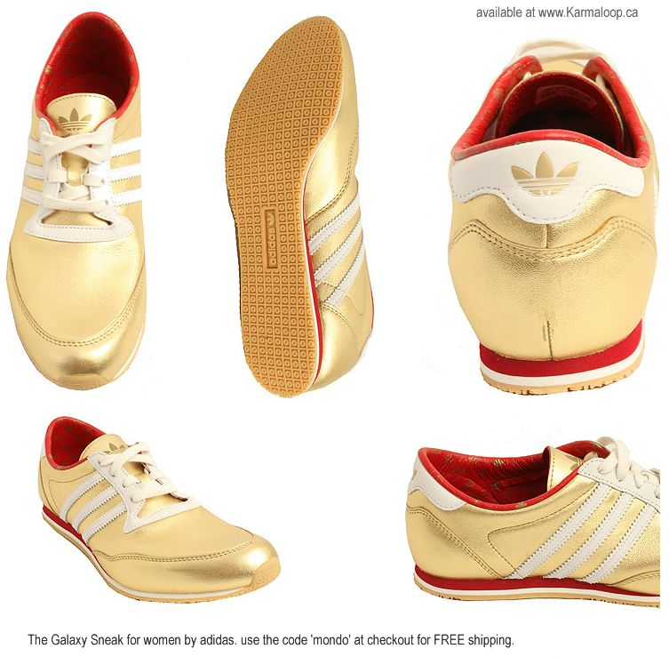 adidas galaxy gold 65% di sconto sglabs.it