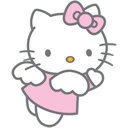 Pin Di Alessia Su Hello Kitty Forever Con Immagini Stampabili Festa