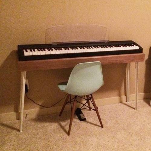Custom Piano Stand Cameronpiano