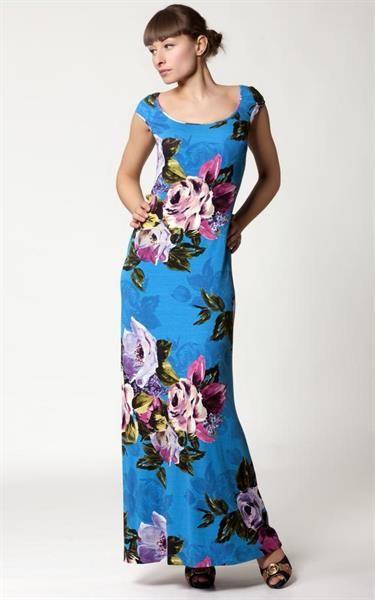 Простое платье трикотажное сшить