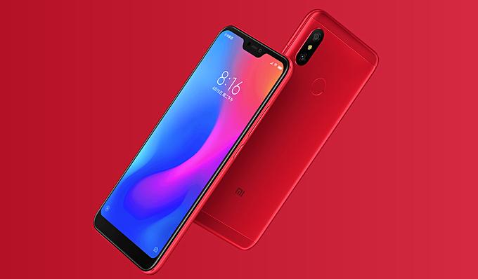 Xiaomi Redmi 6 Pro Sari Info Xiaomi Android One Android 9