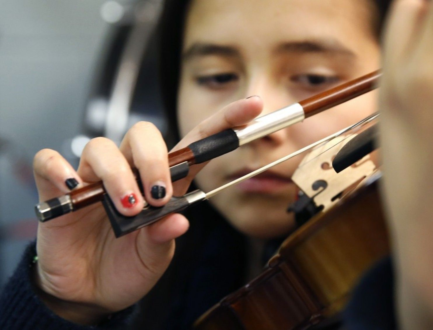 Music lessons spur emotional and behavioral growth in children, new study says - The Washington Post