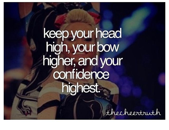 cute quotes for cheerleaders