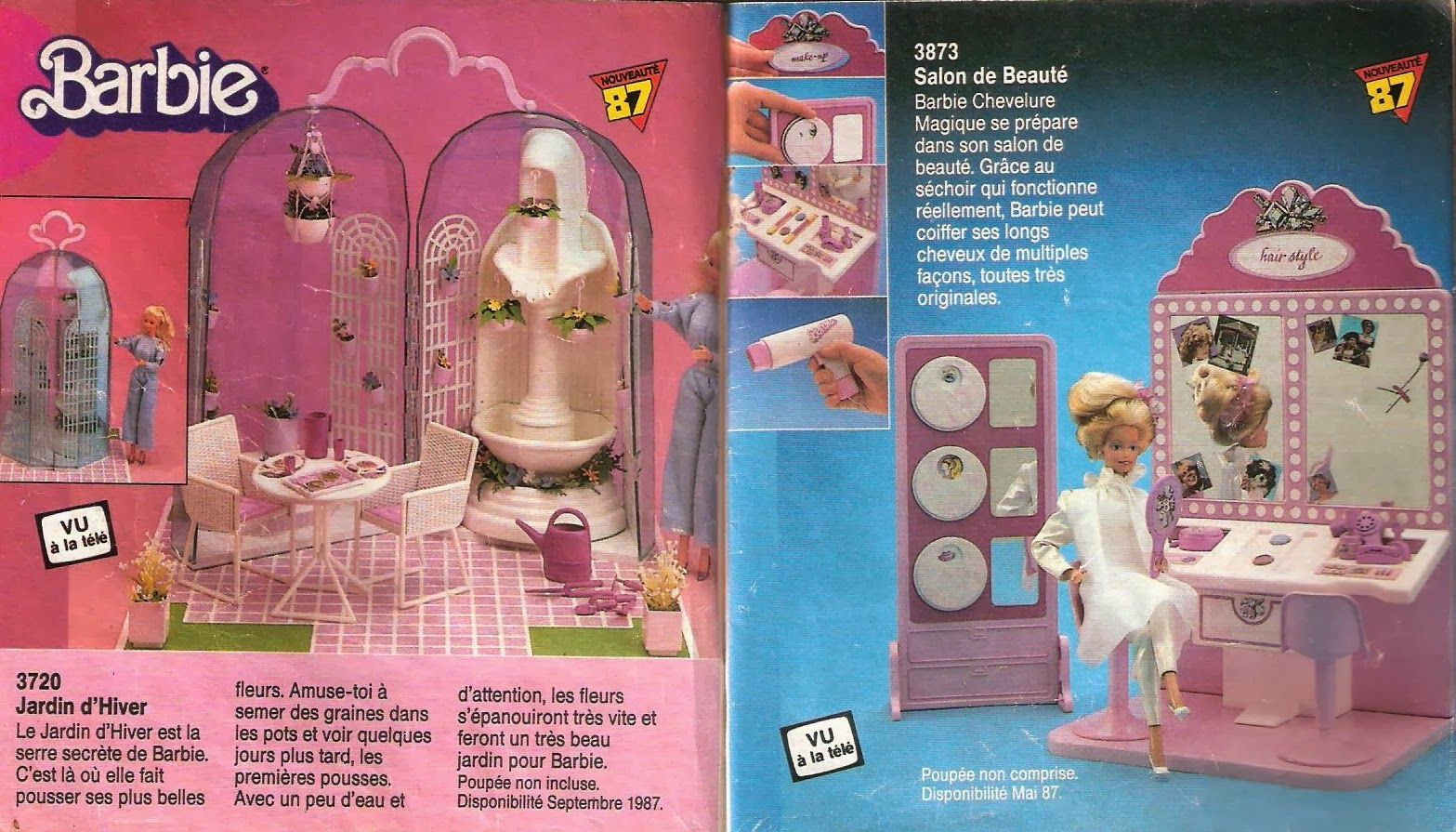 Pin by Donna Williams on Barbie booklets | Barbie, Vintage barbie ...