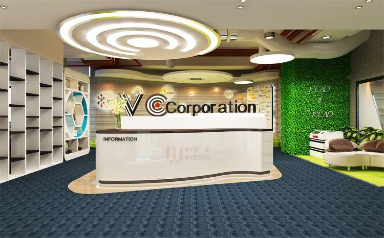 Tiền sảnh văn phòng VCCorp