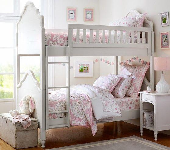 Juliette Bunk Bed Pottery Barn Kids Design De Casa Quartos