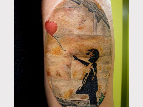 Freedom Brick wall design,   Tattoos   Pinterest ...