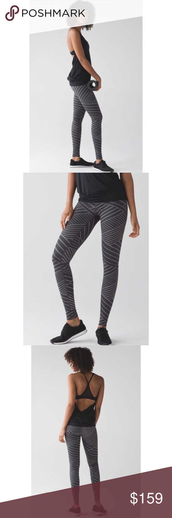 fd515b5e561a4d Lululemon Wunder Under Pant-Metallic Lumatrix, 2 Lululemon Wunder Under  Pant III-Metallic