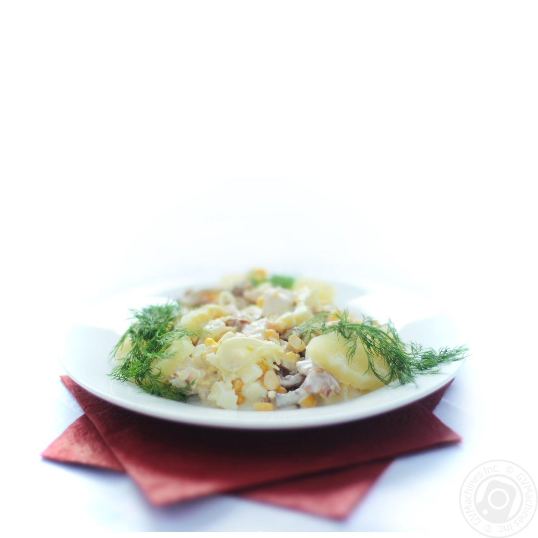 деревенское утро салат рецепт