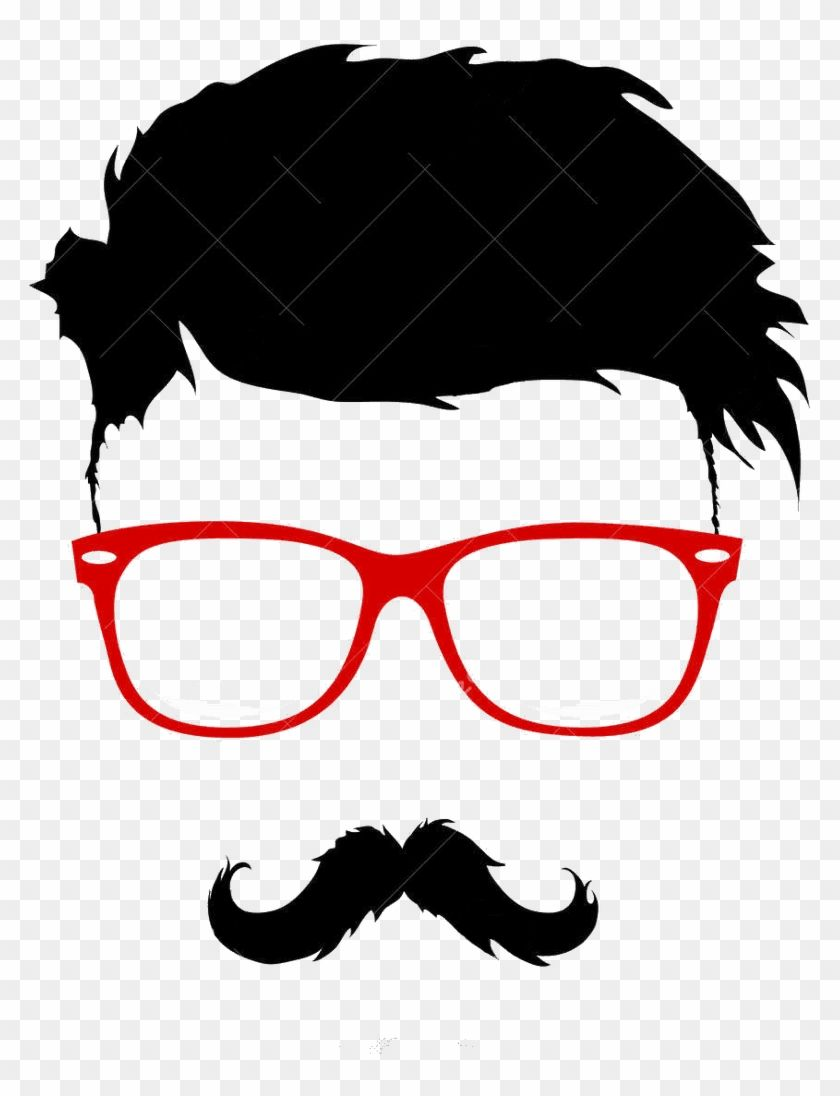 Find Hd Hairstyle Vector Bun Graphics Moustache Beard Clipart Moustache Hd Png Download To Search And Download More Free Beard Clipart Hair Vector Clip Art