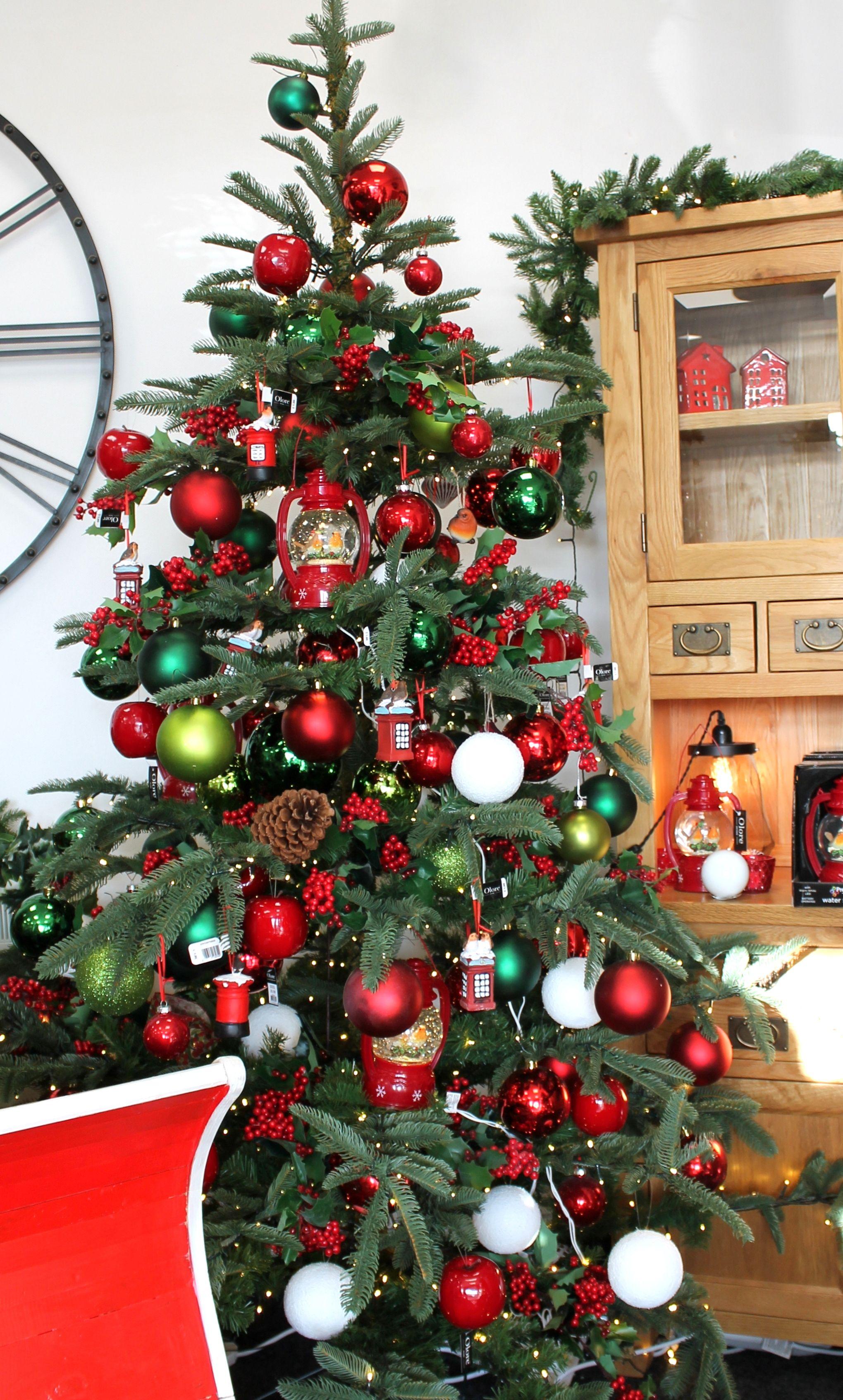 Non Traditional Christmas Colors Rachel Hollis Colorful Christmas Tree Turquoise Christmas Blue Christmas Tree