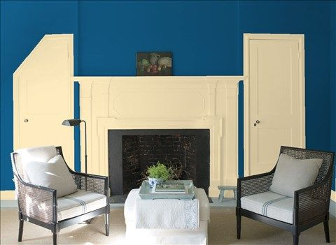 Saved Colour Selections | Benjamin moore, Mantelpiece and Wall colours