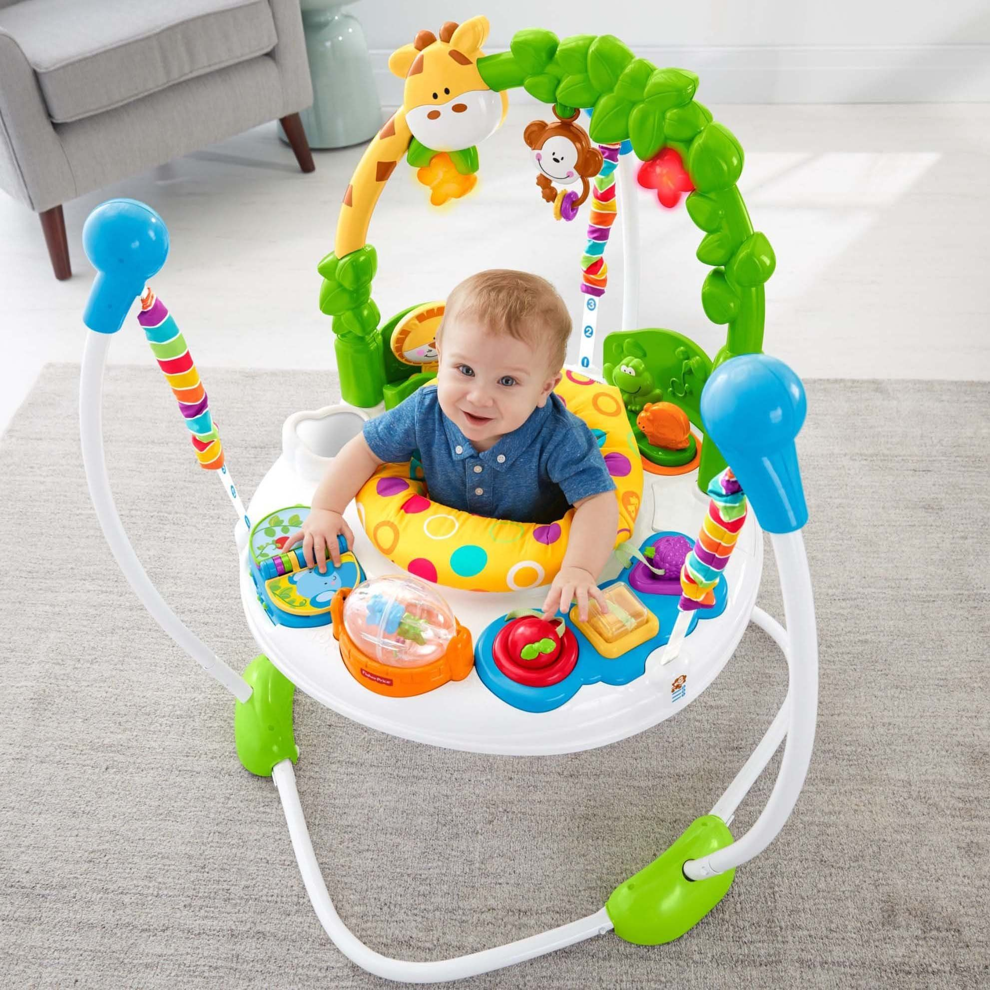 aacec3306fa FisherPrice Go Wild Jumperoo -- Check out the image by visiting the ...