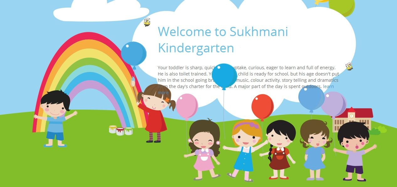 Sukhmani Kindergarten - Early child care education school in Kurukshetra , at http://goo.gl/AgN7Yu. ‪#‎School‬ ‪#‎Kurukshetra‬