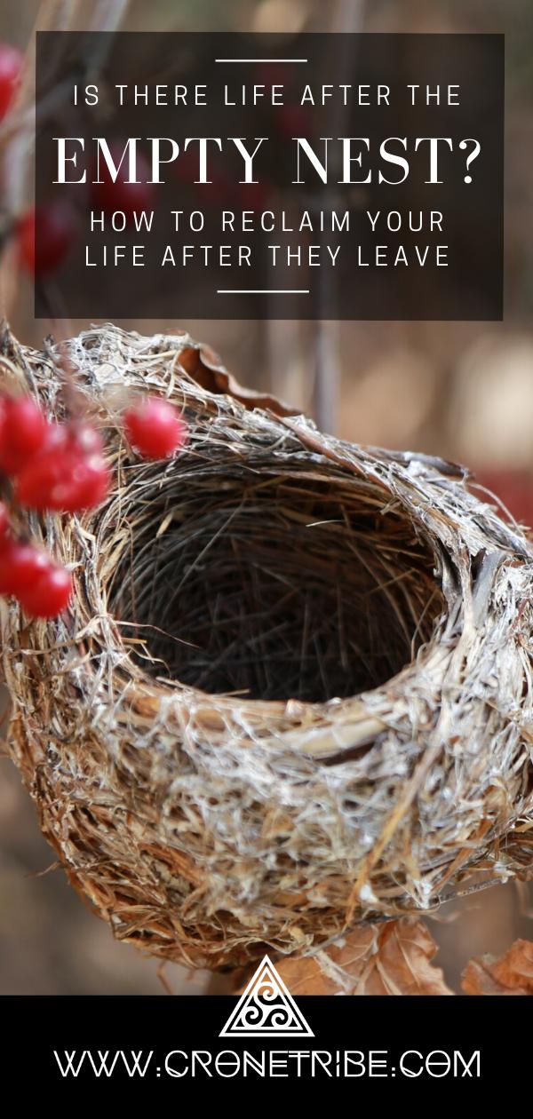 Women Navigating Midlife   Empty nest, Empty nest syndrome