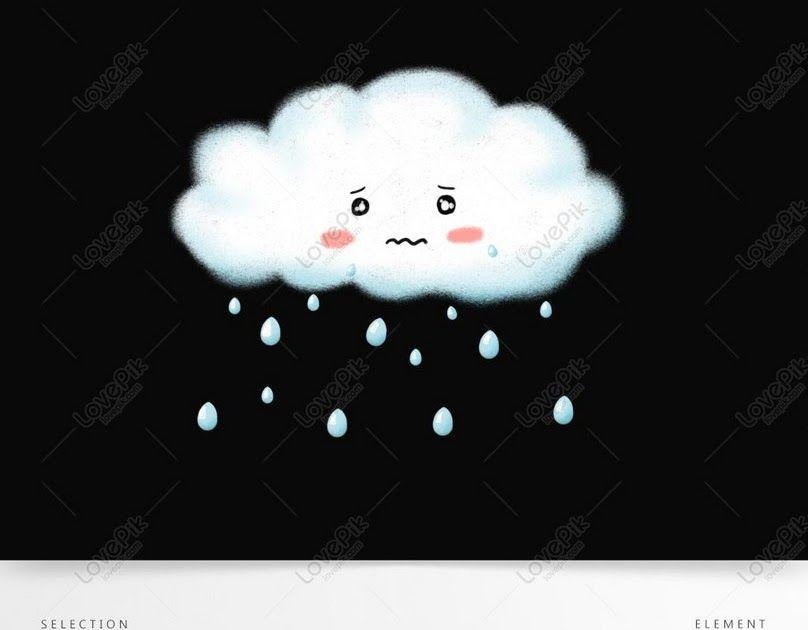 27 Gambar Awan Dan Hujan Kartun Warnanya Lumayan Lembut Dipandang Oleh Mata Tetesan Air Tampak Berkilat Dan Perlahan Berge Gambar Awan Ornamen Natal Gambar