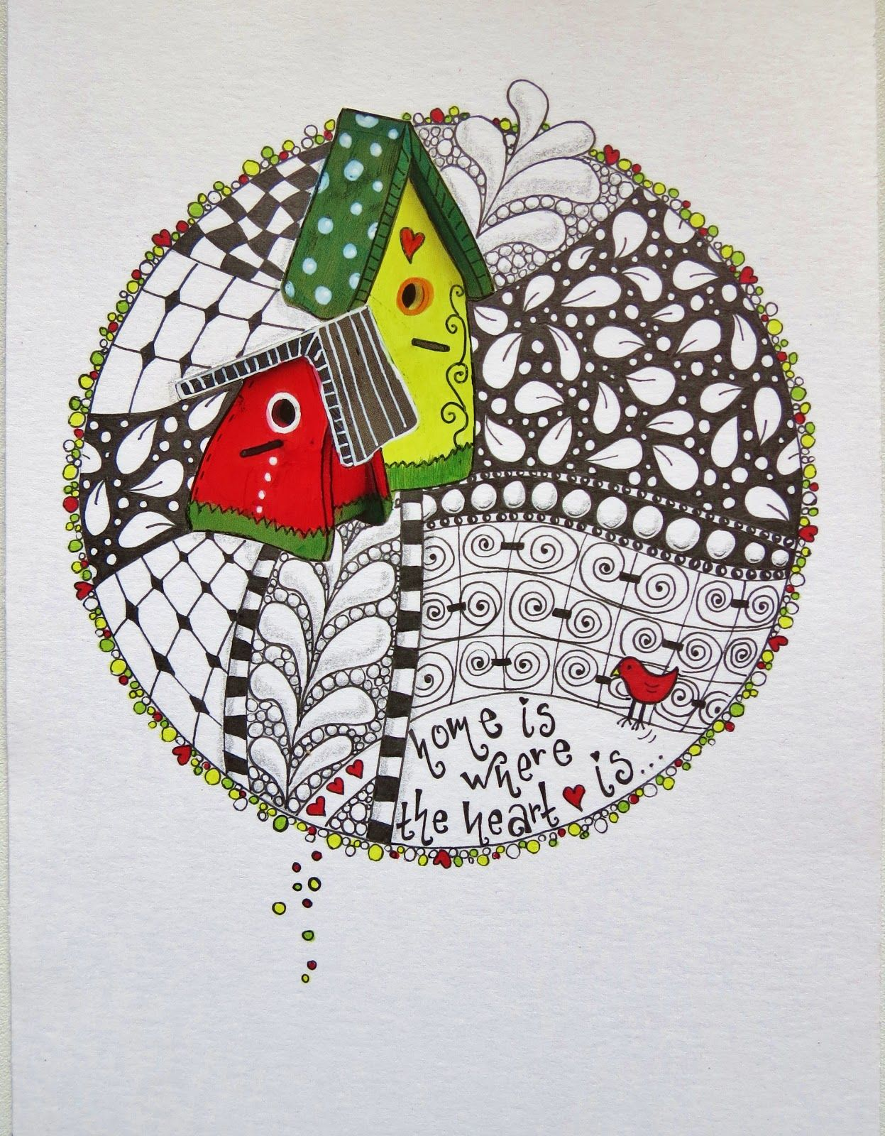 zendala - Home is Where the Heart Is