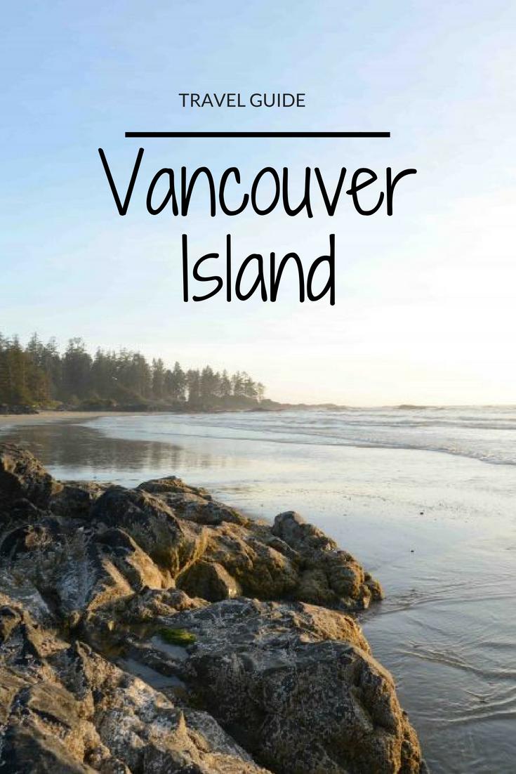 Tipps für einen Trip nach Vancouver Island #travelnorthamerica