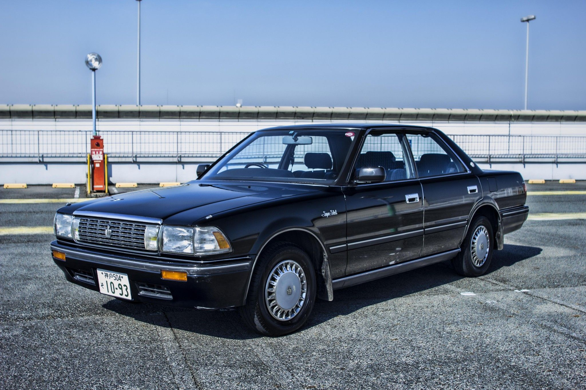 Kelebihan Toyota Crown 1990 Spesifikasi