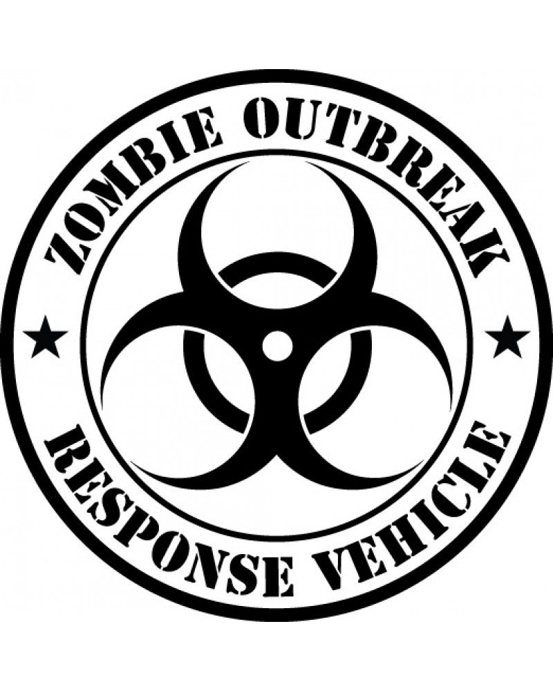 Cool Jeep Stickers You Must Get: Zombies