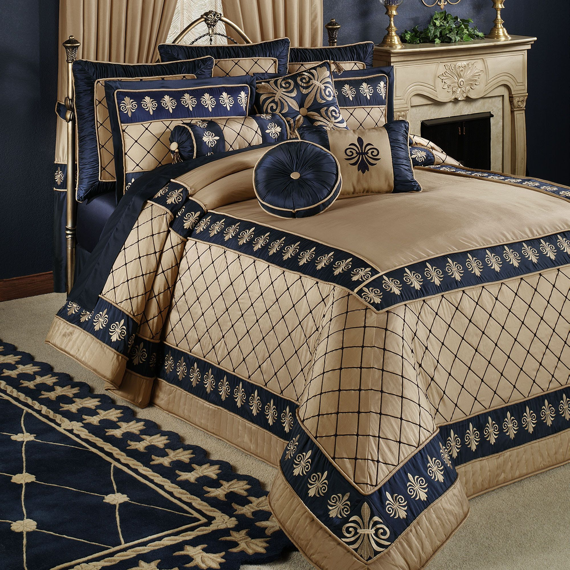 Regal Empire Grande Bedspread Bedspread Pinterest
