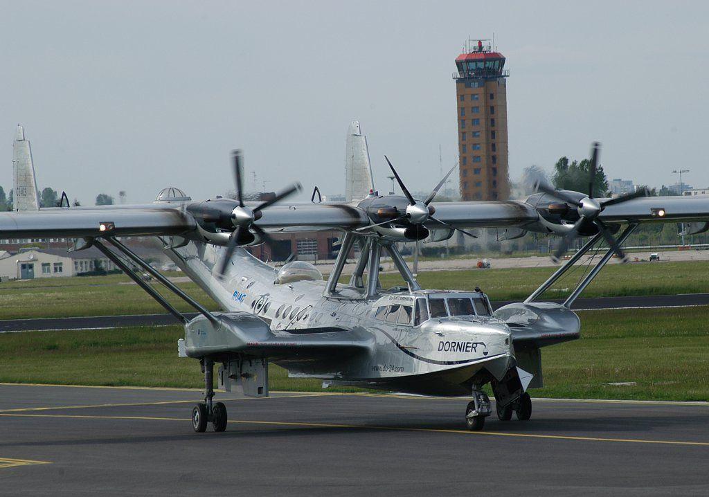 Cool Plane Propellers : Dornier cool plane strange things float fly