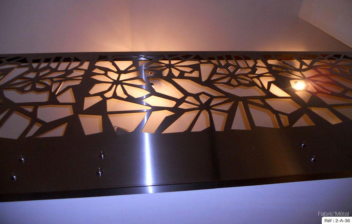 decoupe laser garde corps metal garde corps escaliers pinterest d coupe laser laser et. Black Bedroom Furniture Sets. Home Design Ideas