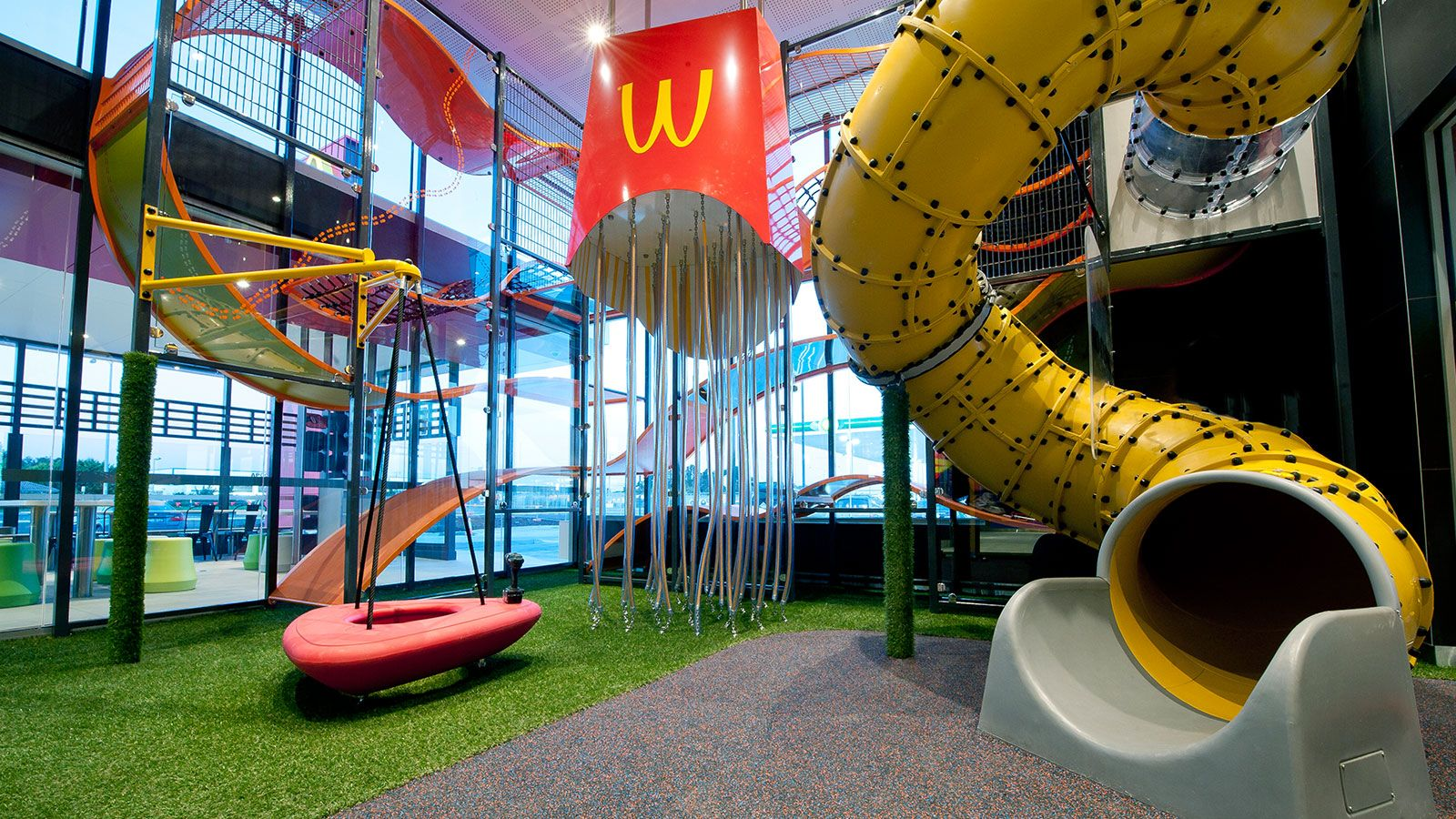 McDonalds (Playground, Australia) | Eat n\' Play: Kid-friendly ...
