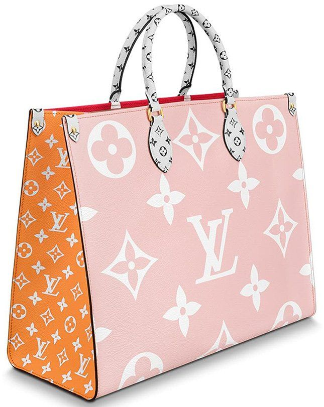 Louis Vuitton OnTheGo Bag #louisvuittonhandbags