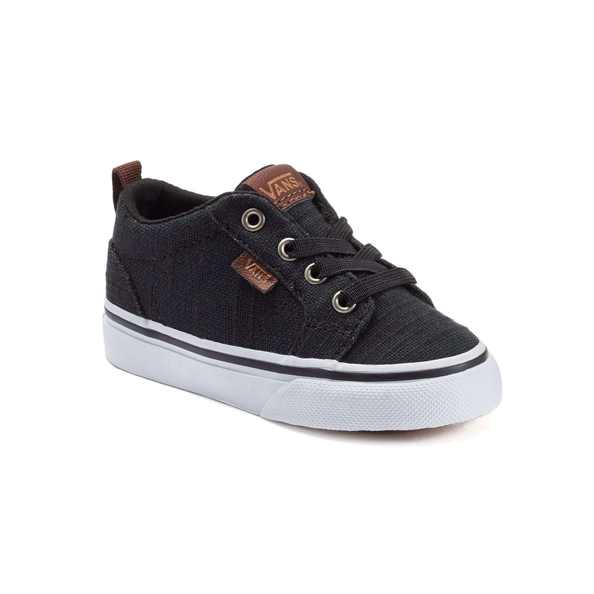 Vans Bishop Toddler Boys' Slip-On Shoes b225ee141
