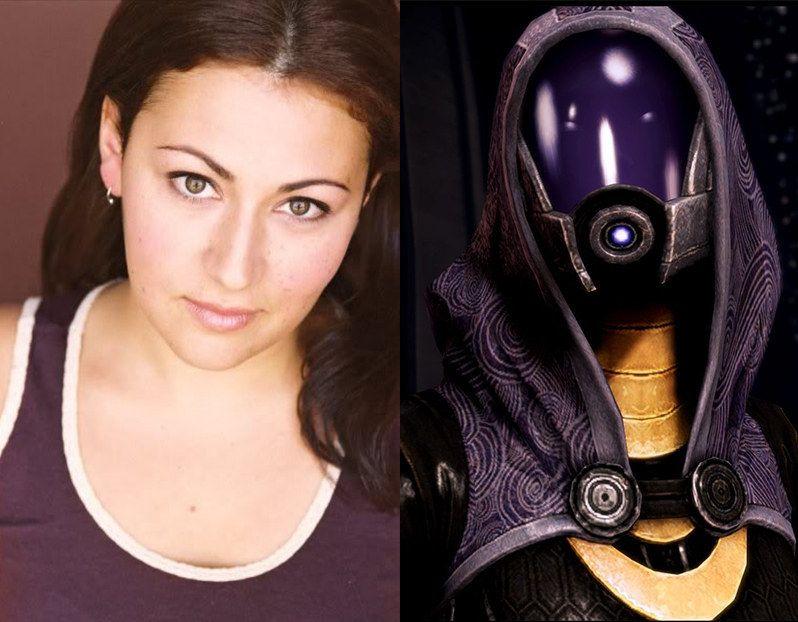 Mass Effect Tali Voice Actor