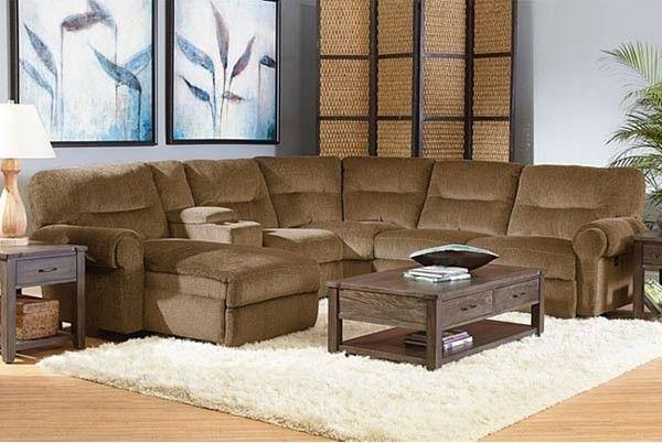 Lane Furniture   Brandon Sectional   300 02 03 04 10