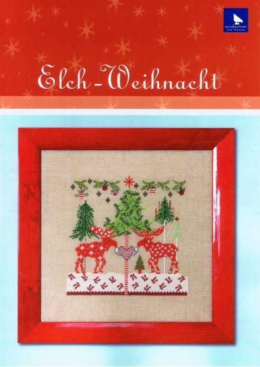 Gallery.ru / Фото #2 - Elch-Weihnacht - Auroraten