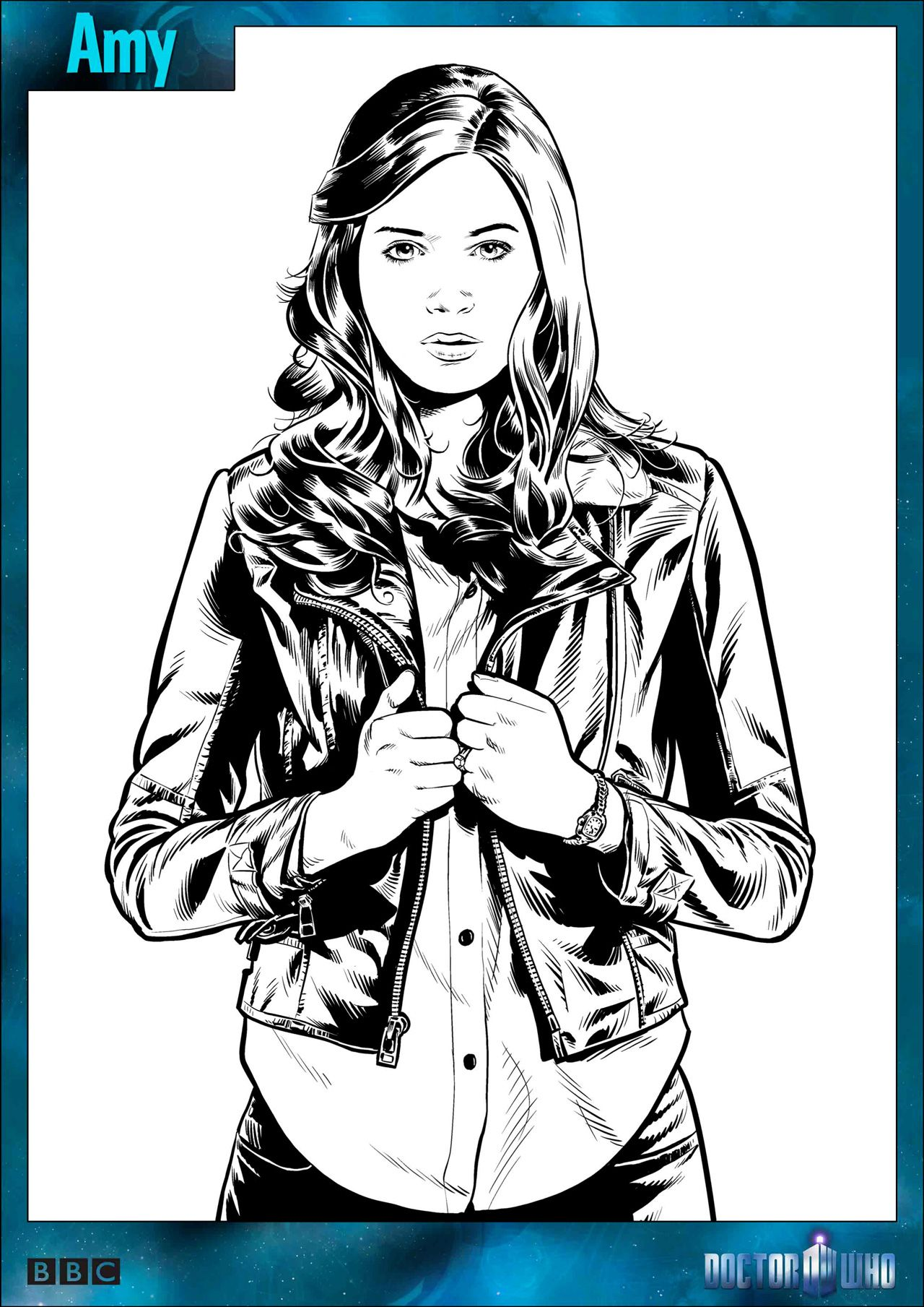 Doctor Who Colouring In Packs Aren T Just For Those Who Ask Their Parents For An Xbox Or Doctor Who Millie Marotta Coloring Book Fantastic Cities Coloring Book