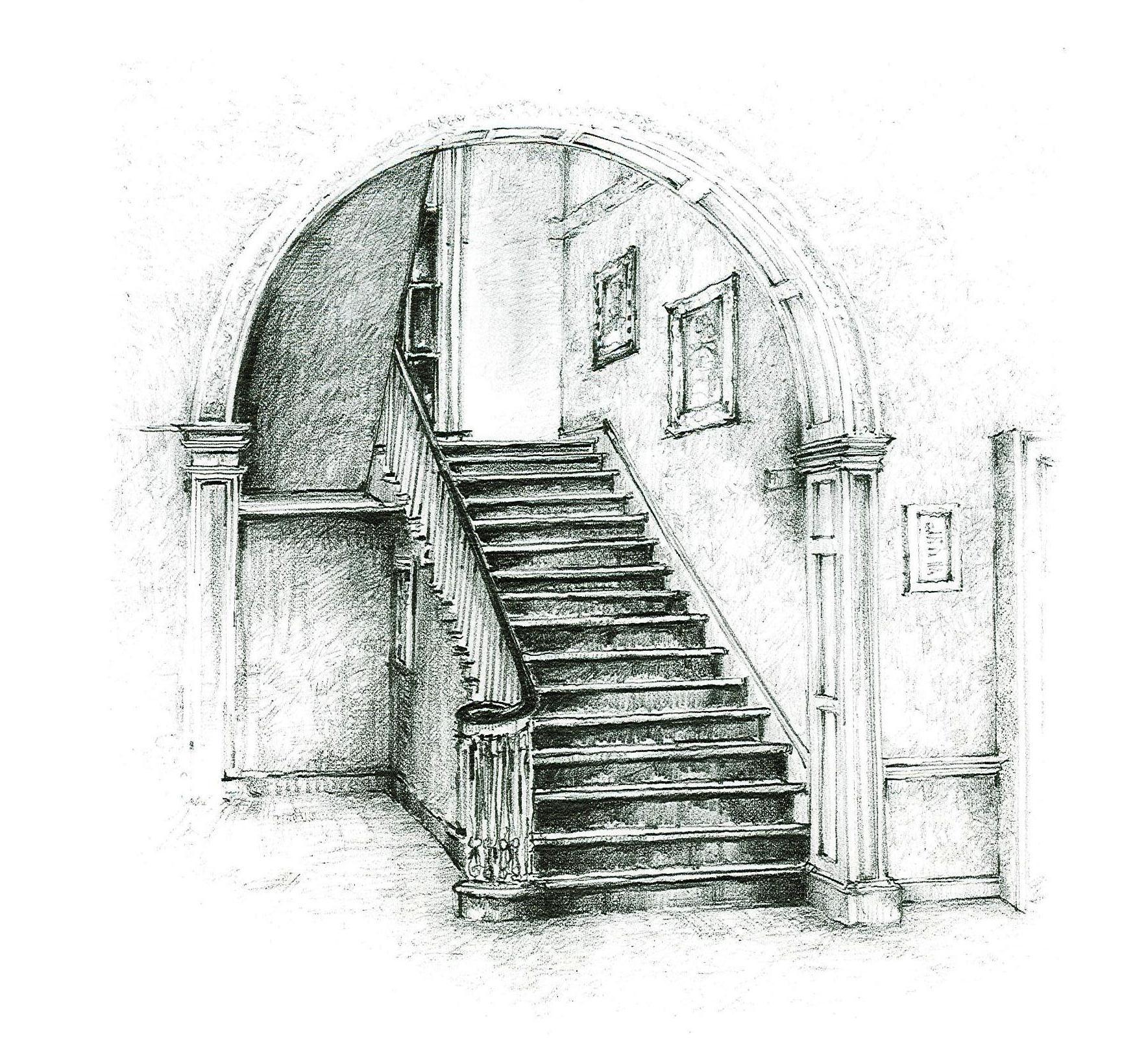 Merville Stairs