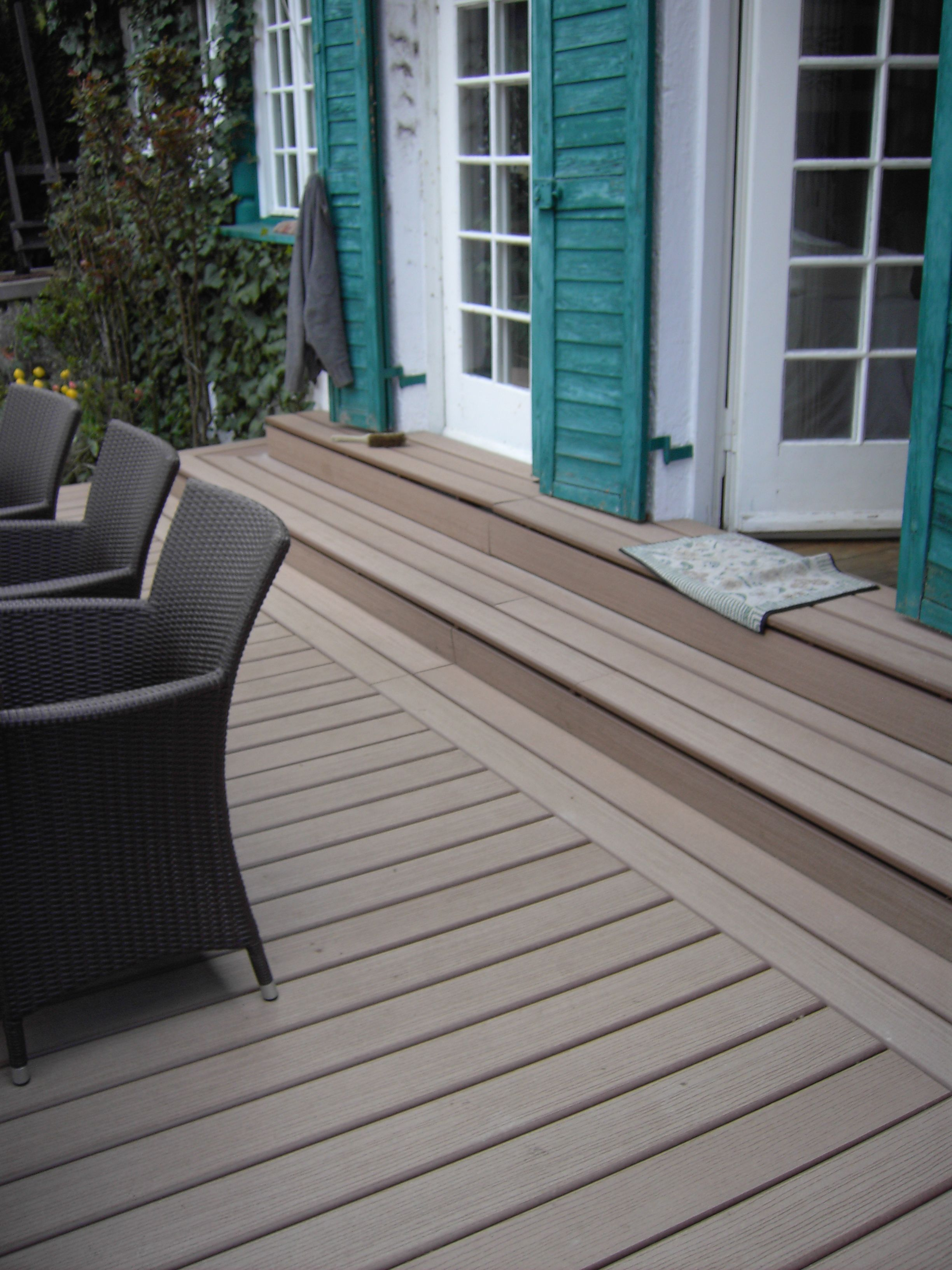 wpc terrasse | bpc terrassen | pinterest | garden, verandas and flooring