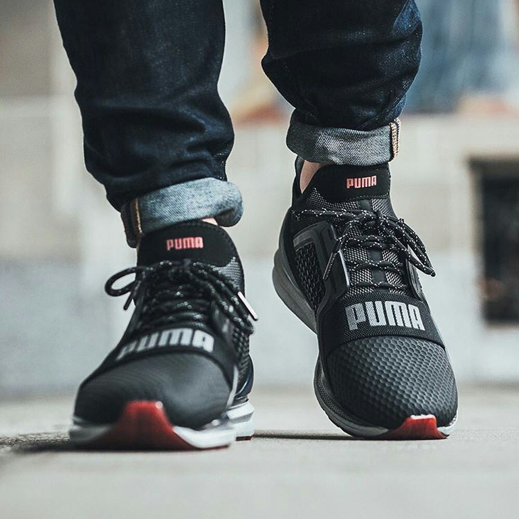 Puma Ignite Limitless Hi Tech Puma Black