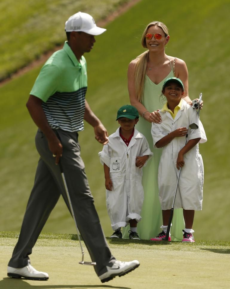 Tiger woods, Golf school, Pga tour players