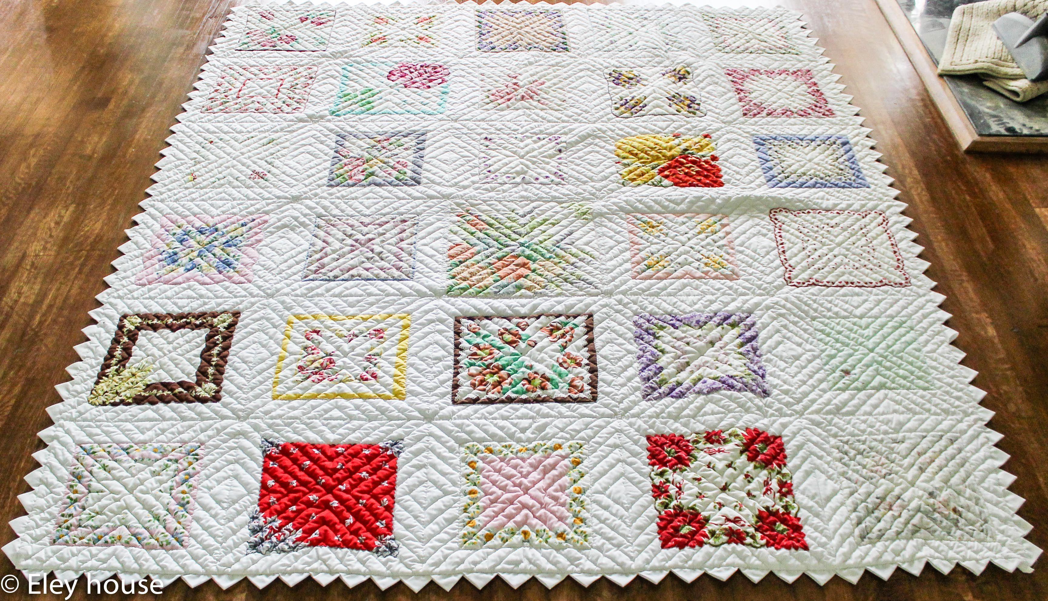 Handkerchiefquiltjpg 34581983 pixels house quilts
