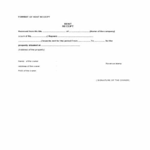 34 Free Rent Receipts Templates Editable Besty Templates Receipt Template Templates Receipts