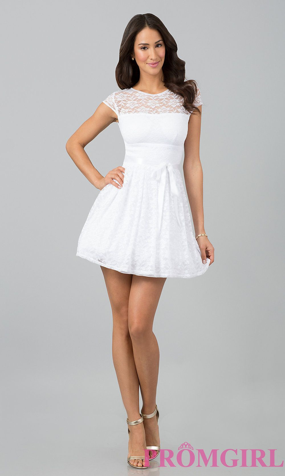 2019 year look- Casual white dress graduation pinterest