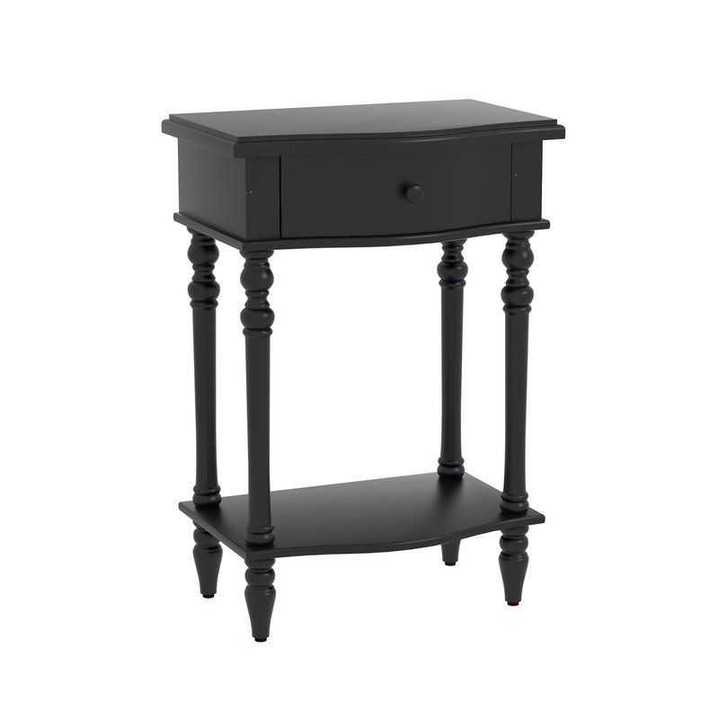 Claiborne Accent End Table End Tables End Tables With Storage