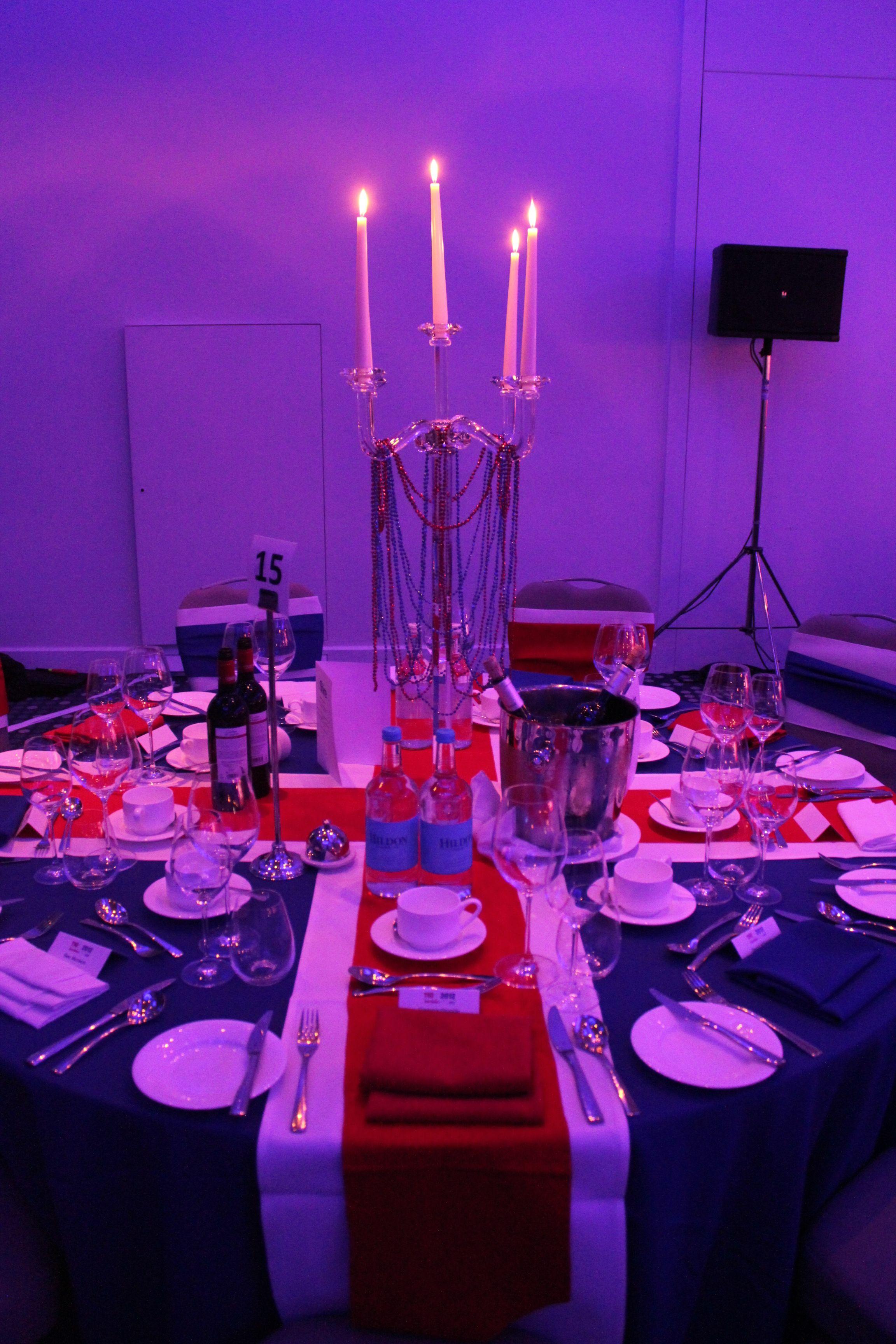 British Dinner Party | London Calling | Pinterest